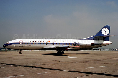 SABENA-Belgian World Airlines Sud Aviation SE.210 Caravelle 6N OO-SRF (msn 76) LBG (Christian Volpati). Image: 907682.