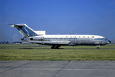 SABENA Boeing 727-29C OO-STD (msn 19403) LBG (Christian Volpati). Image: 948756.