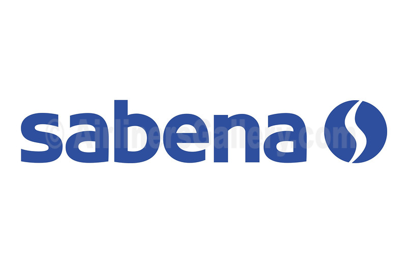 1. SABENA logo
