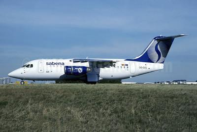 Sabena-Delta Air Transport (DAT) Avro (BAe) RJ85 OO-DJL (msn E2273) CDG (Christian Volpati). Image: 946208.