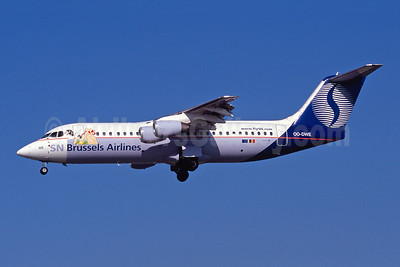 "SN's 2003 ""Obelix"" special livery"
