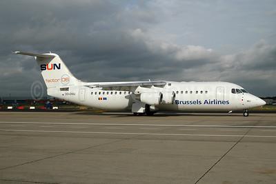 """SN's 2006 """"SUN factor 06"""" logo jet"""