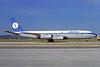 Sobelair Boeing 707-373C OO-SBU (msn 19442) (SABENA colors) PMI (Jacques Guillem Collection). Image: 920713.