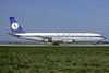 Sobelair Boeing 707-373C OO-SBU (msn 19442) (SABENA colors) BRU (Christian Volpati Collection). Image: 920712.