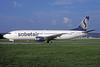Sobelair Boeing 737-408 OO-RMV (msn 24352) (SABENA colors) ZRH (Rolf Wallner). Image: 926844.