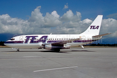 Airline Color Scheme - Introduced 1988 (experimental)
