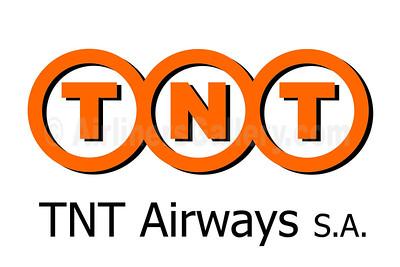1. TNT Airways logo