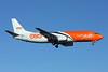 TNT Airways Boeing 737-45D (F) OO-TNP (msn 27256) LIS (Pedro Baptista). Image: 909892.