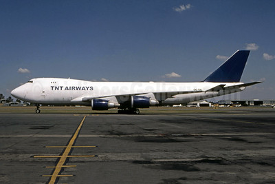 Leased from Atlas Air on October 7, 2002
