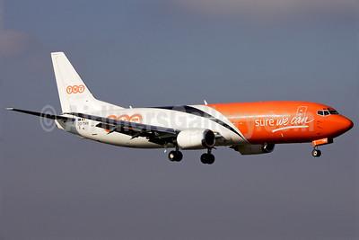 TNT Airways Boeing 737-45D (F) OO-TNN (msn 27131) LGG (Rainer Bexten). Image: 905971.