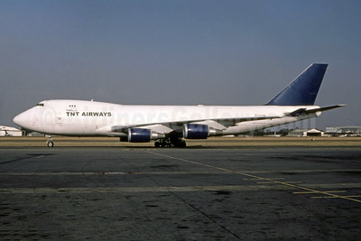 Leased from Atlas Air