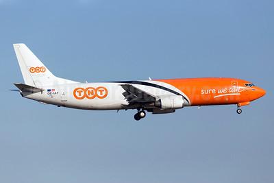 TNT Airways Boeing 737-4M0 (F) OE-IAT (msn 29210) LIS (Stefan Sjogren). Image: 939112.