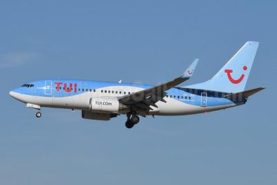 TUI Airlines (Belgium) Boeing 737-7K5 WL OO-JAS (msn 35144) BRU (Karl Cornil). Image: 941144.