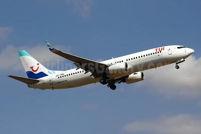 TUI Airlines (Belgium) - euroAtlantic Airways Boeing 737-8K2 WL CS-TQU (msn 30646) PMI (Javier Rodriguez). Image: 947731.