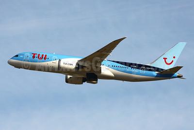 TUI Airlines (Belgium) Boeing 787-8 Dreamliner OO-LOE (msn 36426) PMI (Javier Rodriguez). Image: 945638.