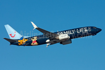 "TUI's 2016 ""Family Life Hotels"" special livery"