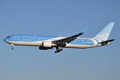 TUI Airlines Belgium (Jetairfly) Boeing 767-38E ER WL OO-JAP (msn 30840) BRU (Karl Cornil). Image: 921554.