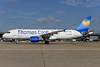 Thomas Cook Airlines (Belgium) Airbus A320-214 OO-TCJ (msn 1787) (Sunny Heart) BRU (Ton Jochems). Image: 924747.