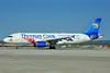 Thomas Cook Airlines (Belgium) Airbus A320-214 OO-TCI (msn 1975) (Mega Mindy) PMI (Ton Jochems). Image: 903440.