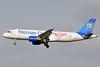 Thomas Cook Airlines (Belgium) Airbus A320-214 OO-TCJ (msn 1787) (Air Flair) BRU (Karl Cornil). Image: 912883.