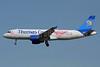 Thomas Cook Airlines (Belgium) Airbus A320-214 OO-TCJ (msn 1787) (Air Flair) BRU (TMK Photography). Image: 913304.