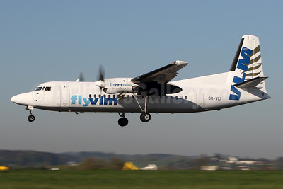 VLM Airlines Fokker F.27 Mk. 050 OO-VLI (msn 20226) ZRH (Andi Hiltl). Image: 941647.