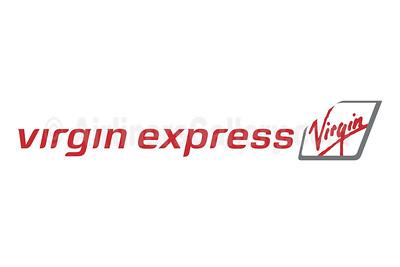 1. Virgin Express (Belgium) logo