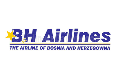 1. B&H Airlines logo