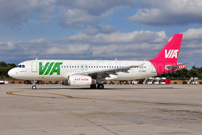 Air VIA Bulgarian Airways Airbus A320-232 LZ-MDD (msn 4305) PMI (Ton Jochems). Image: 953319.