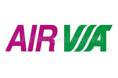 1. Air VIA Bulgarian Airways logo