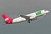 Air VIA Bulgarian Airways Airbus A320-232 LZ-MDT (msn 2108) SEN (Keith Burton). Image: 901111.