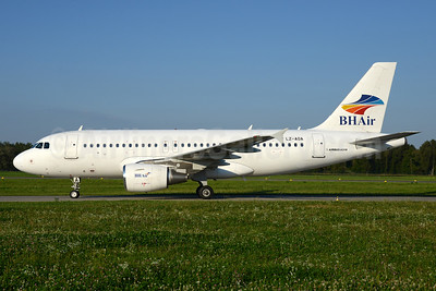BH Air (Balkan Holidays Airlines) Airbus A319-112 LZ-AOA (msn 3139) ZRH (Rolf Wallner). Image: 934571.