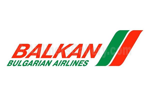 1. Balkan Bulgarian Airlines logo