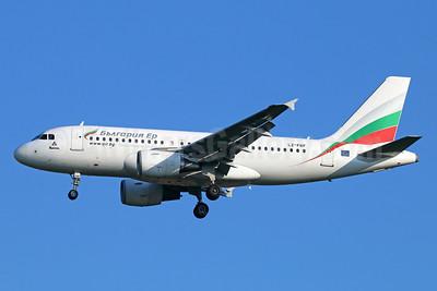 Bulgaria Air Airbus A319-111 LZ-FBF (msn 3028) BKK (Michael B. Ing). Image: 923463.