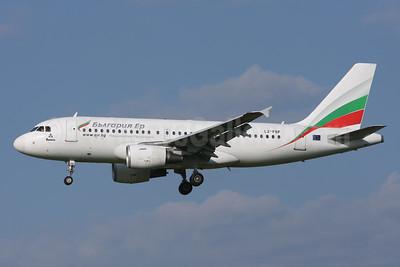 Bulgaria Air Airbus A319-111 LZ-FBF (msn 3028) ZRH (Andi Hiltl). Image: 920245.