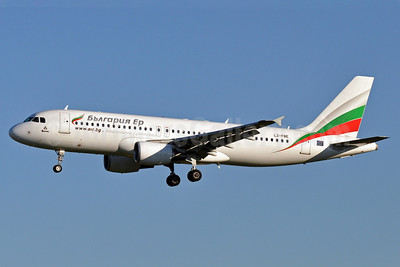 Bulgaria Air Airbus A320-214 LZ-FBE (msn 3780) BRU (Karl Cornil). Image: 905540.