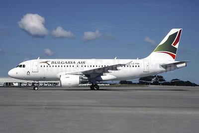 Bulgaria Air Airbus A319-112 LZ-FBA (msn 3564) CDG (Christian Volpati). Image: 900346.