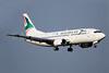 Bulgaria Air Boeing 737-322 LZ-BOT (msn 24665) ARN (Stefan Sjogren). Image: 939035