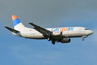 Cargoair Boeing 737-35B (F) LZ-CGP (msn 23970) BSL (Paul Bannwarth). Image: 954286.