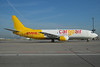 Cargoair's LZ-CGR now operating in DHL colors