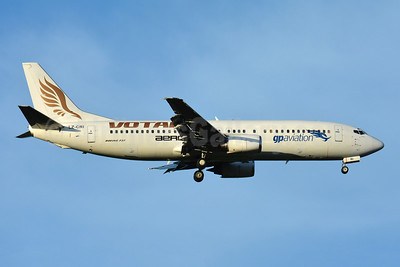 GP Aviation - Votan Aero Boeing 737-446 LZ-CRI (msn 28832) BSL (Paul Bannwarth). Image: 953868.