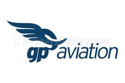 1. GP Aviation logo