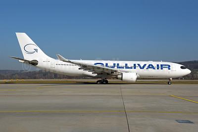 GullivAir Airbus A330-203 LZ-ONE (msn 811) ZRH (Rolf Wallner). Image: 952983.