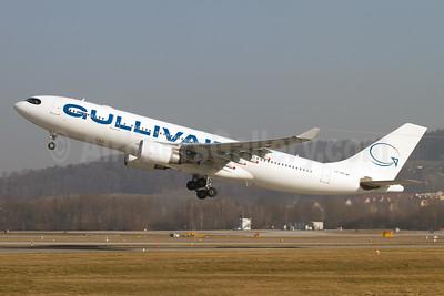 GullivAir Airbus A330-203 LZ-ONE (msn 811) ZRH (Andi Hiltl). Image: 952982.