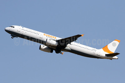 Holiday Europe Airbus A321-231 LZ-HEA (msn 811) PMI (Javier Rodriguez). Image: 950795.