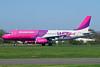 Wizz Air (Bulgaria) Airbus A320-232 LZ-WZA (msn 2571) SEN (Keith Burton). Image: 906307.