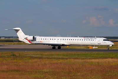 Croatia Airlines-Air Nostrum Bombardier CRJ1000 (CL-600-2E25) EC-MLC (msn 19048) FRA (Marcelo F. De Biasi). Image: 946719.