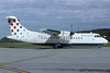 Croatia Airlines ATR 42-300 9A-CTS (msn 312) (Richard Vandervord). Image: 911809.
