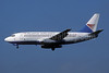Croatia Airlines Boeing 737-230 9A-CTA (msn 22119) ZRH (Jay Selman). Image: 402214.