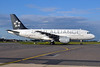 Croatia Airlines Airbus A319-112 9A-CTI (msn 1029) (Star Alliance) LHR (Dave Glendinning). Image: 908492.